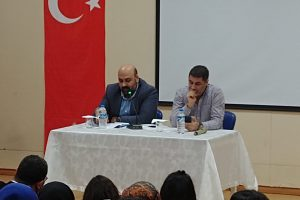 Boyabat İİBF'de KPSS, Kurum Sınavları ve Akademik Kariyer Bilgilendirme Semineri