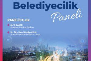 21. Yüzyılda Belediyecilik Paneli