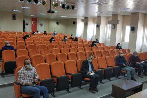 Fakültemizde Akademik Genel Kurul Toplantısı Gerçekleştirildi.